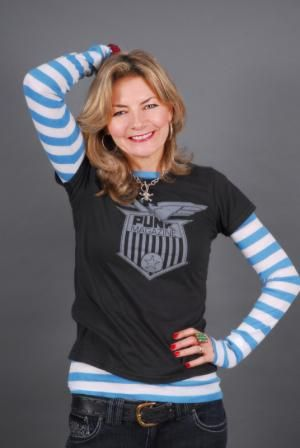 Jo Caulfield  http://www.scotsman.com/news/interview-jo-caulfield-comedian-1-2438449
