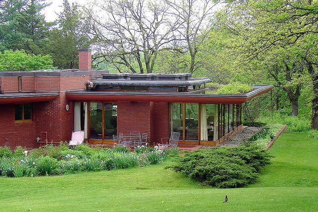 1000 images about architects frank lloyd wright on for Rock and cedar homes