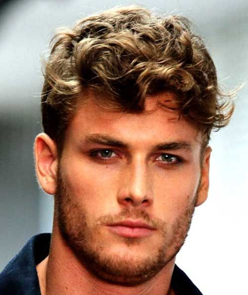 Strange 1000 Images About Slice Cut On Pinterest Curly Hair Men Men39S Hairstyle Inspiration Daily Dogsangcom