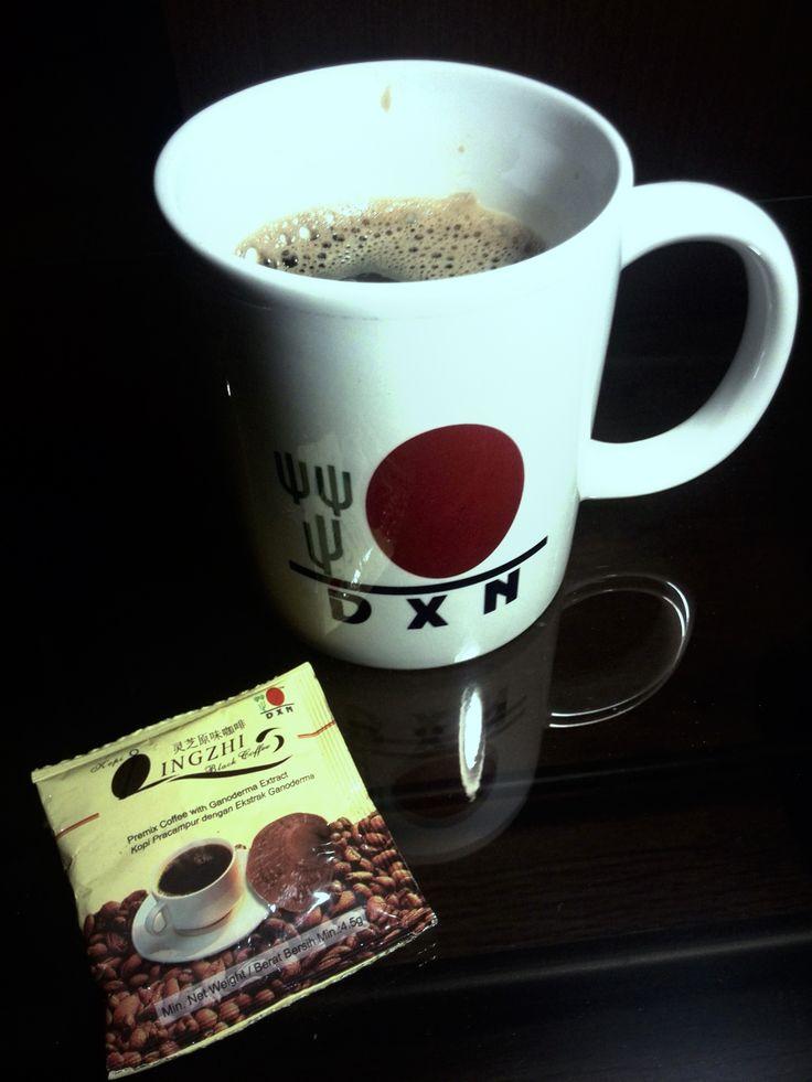 DXN Black Coffee  mokkaEN.dxninfo.com
