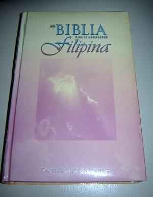 Tagalog Women's Bible / Ang Biblia Para Sa Makabagong Filipina / 053 PBS 2005 Philippines