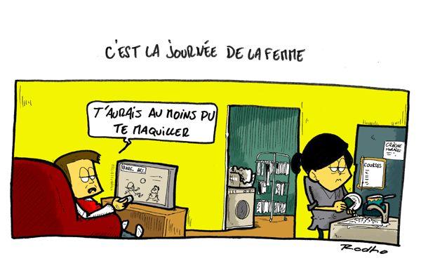 journéé femme humour | CHIASMA PEPINIERE is a Groupe restreint with 12 members.
