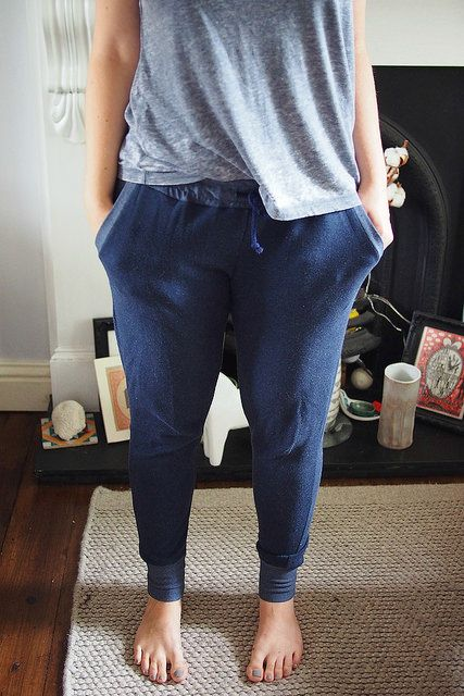 Hudson pants by What Katie Does