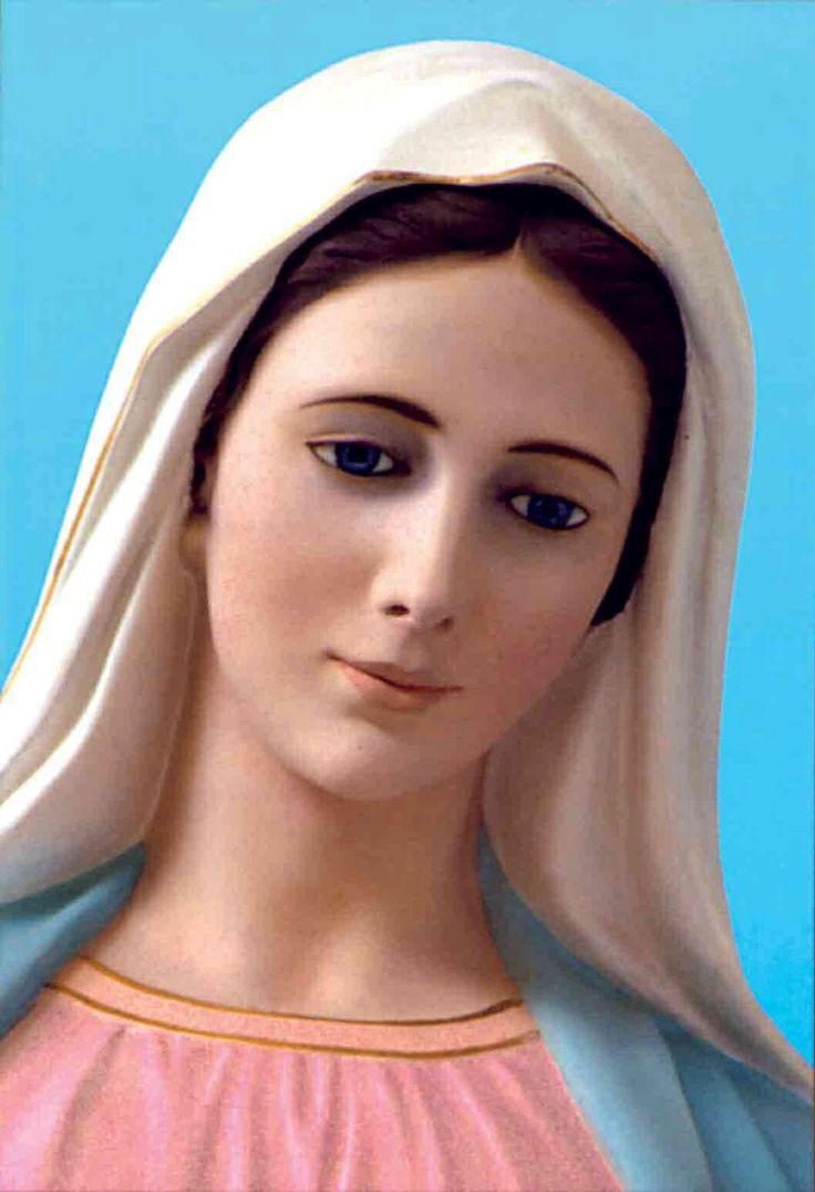 Reina de la Paz - Virgen de Medjugorje | La Virgen María ...