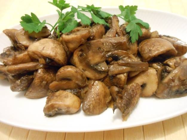 طريقة عمل فطر بالبصل بالصور من Ruwaida L Recipe Stuffed Mushrooms Fresh Mushrooms Recipes