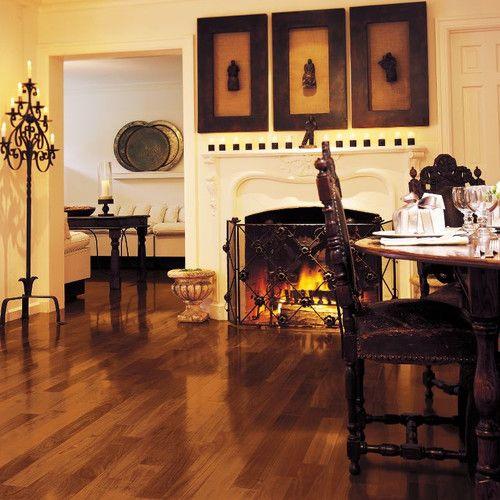"Found it at Wayfair - Valenza 3-1/2"" Engineered Cabreuva Hardwood Flooring in Natural"