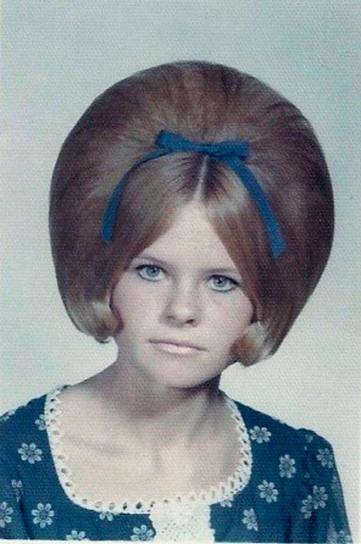 Así lucían las Adolecentes de los Años 60!