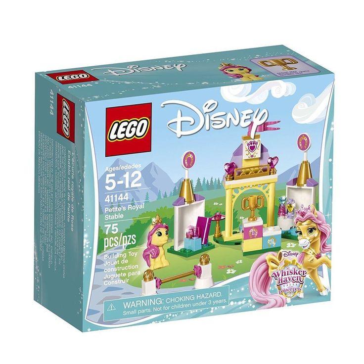 Lego 41144 Disney Princess Palace Pets Petite's Royal Stable New/Sealed 75pc Toy #LEGO