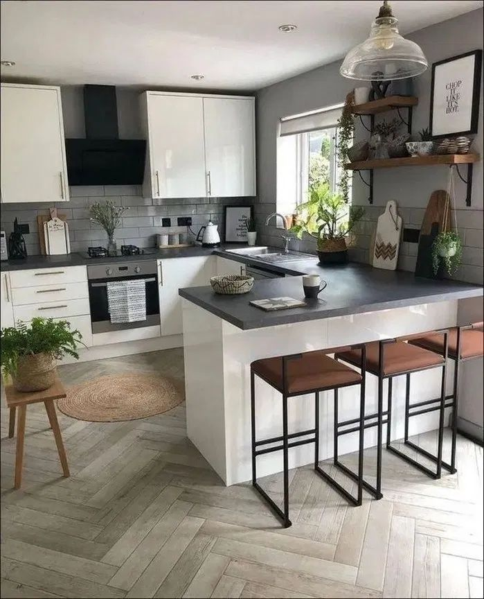 112+ beautiful simple french country kitchen ideas for