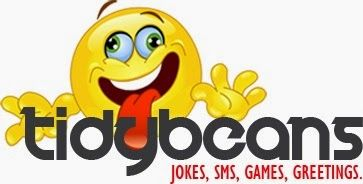 TidyBeans is a Funny Jokes website. TidyBeans like to share its new exciting Mobile App that launched recently on Google Play. This Mobile App give you easy access to the jokes. Access to thousands of Santa Banta Jokes, SMS and Quotes. SantaBanta, Hunsband Wife, Girl Friend/Boy Friend, Sharabi, Dirty, Politician, Naram Garam, Marital Woes, Love, Missing You, Shayari, Wise words, Bollywood, Rajnikanth, Pathan, Adult, Non-Veg and Hindi SMS and much more. Log on http://tidybeans.com/ for more.