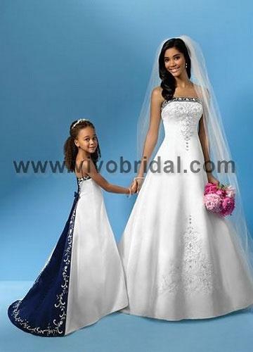 Vivo Bridal - Flower Girl DressE-0006