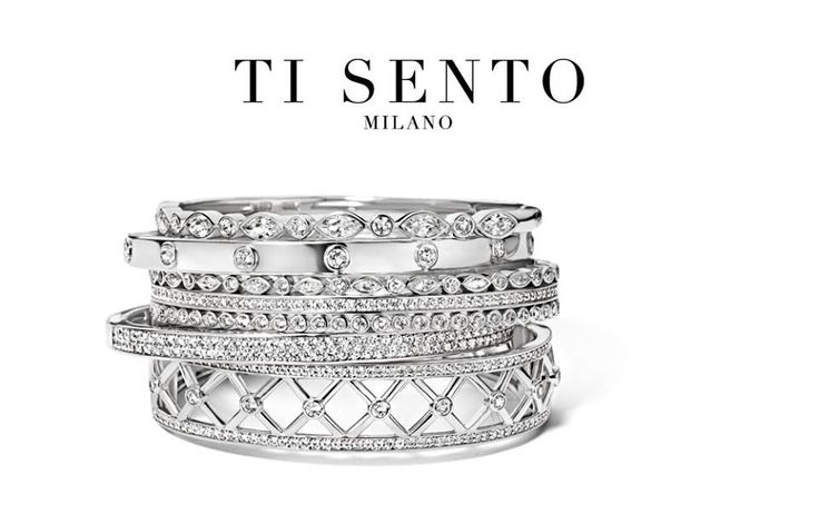 Just some of the beautiful new bangles that will be available in the Ti Sento A/W 14 collection. Love love love #TiSento