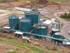 Anaerobic digestion - Wikipedia, the free encyclopedia