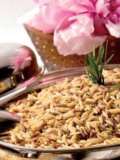 İki renkli arpa şehriye pilavı Tarifi - Türk Mutfağı Yemekleri - Yemek Tarifleri