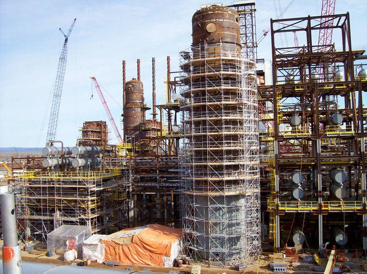 Scaffolding   Petro Chemical