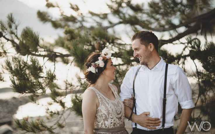 Queenstown Celebrant - Queenstown wedding at Moke Lake with Mountain Weddings