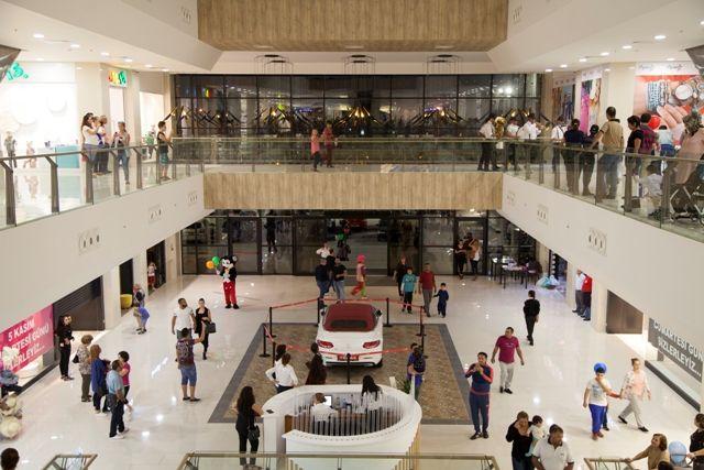 Grup Rast ve Soyhan Bilgeer City mall'da