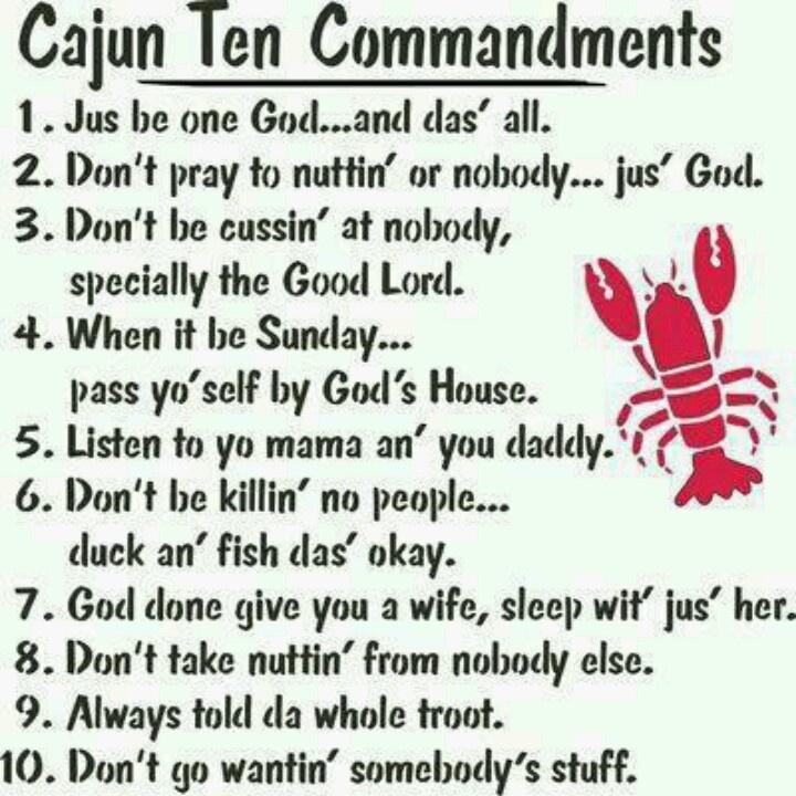 10 Commandments Movie Quotes