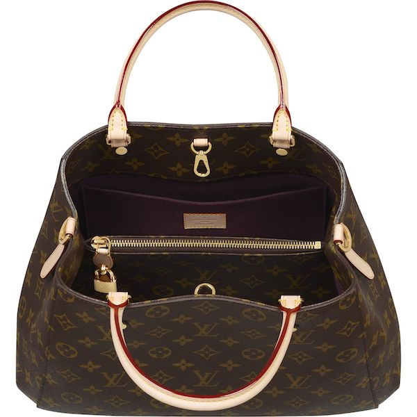 All New 2014 Louis Vuitton Monogram Montaigne