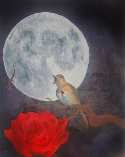 Mudar Curar e Comer: O Rouxinol e a Rosa - Oscar Wilde