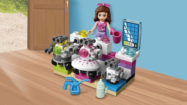 Robots LEGO FRIENDS 413 07