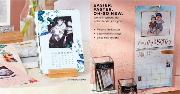 Shutterfly: Free Calendars + 50% Off Sitewide!