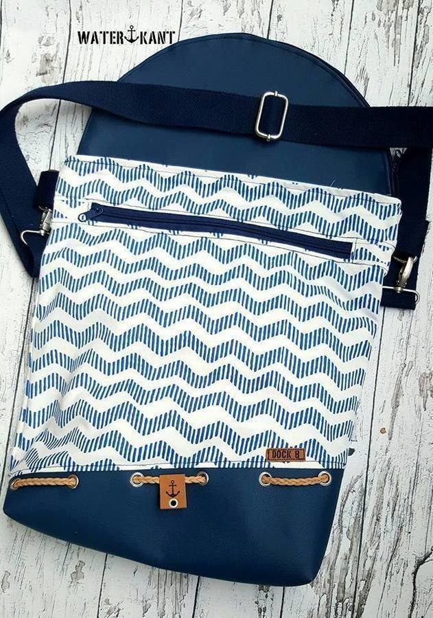 1548 besten Taschen Bilder auf Pinterest | Taschen, Taschen nähen ...