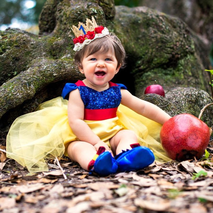 Snow White Tutu Sparkle Romper Full Length Tutu