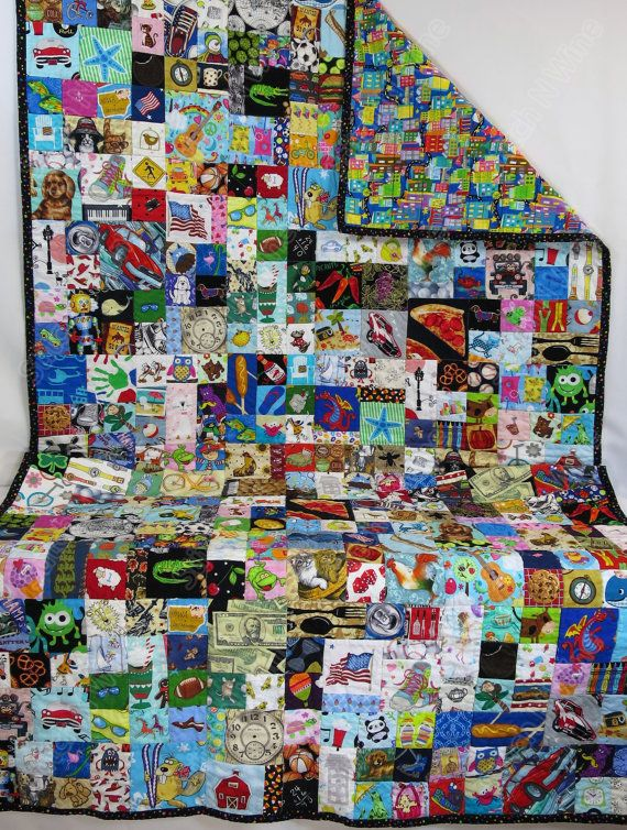 I Spy Quilt Matching Game My Look Quilt (Ispy I spy) Memory Matching Quilt 200… More