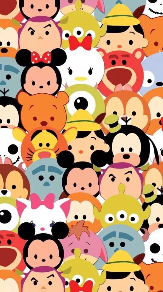 Walt Disney World Iphone Wallpaper Disney Smile Disney Wallpaper Tsum Tsum Wallpaper
