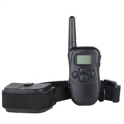 Beyondtek® Rechargeable Pet Trainer Wireless LCD Display Digital Dog Training Electric Shock Collar with 100 Level of Shock and Vibration, Remote Controller (Rechargeable Dog Training Collar) - http://www.thepuppy.org/beyondtek-rechargeable-pet-trainer-wireless-lcd-display-digital-dog-training-electric-shock-collar-with-100-level-of-shock-and-vibration-remote-controller-rechargeable-dog-training-collar/