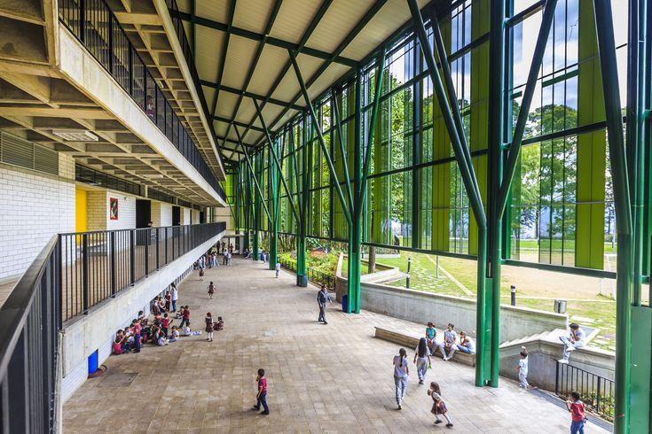 Galería de Centralidad Educativa Montecarlo Guillermo Gaviria Correa / EDU - Empresa de Desarrollo Urbano de Medellín - 1