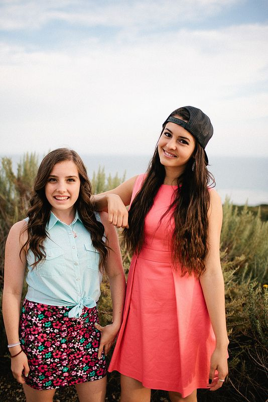 Amy and Lisa my favorite members of Cimorelli
