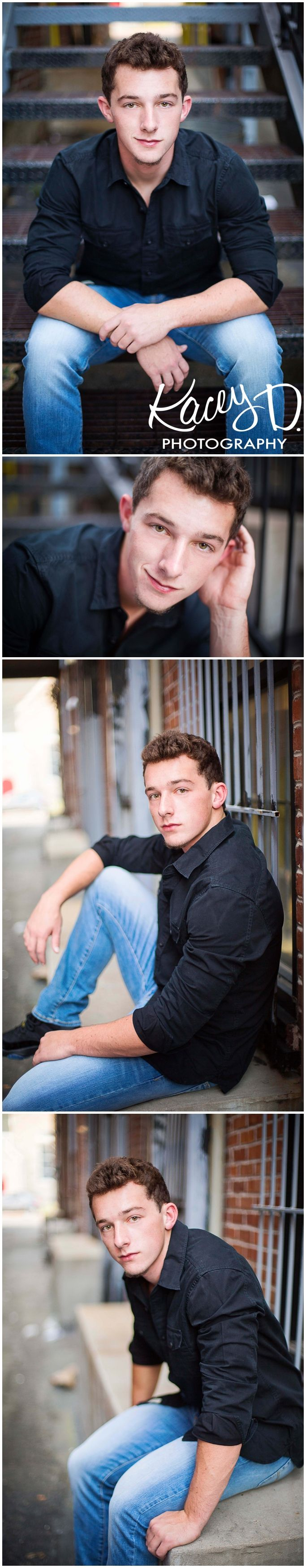 Senior Picture Ideas Downtown Posing Guys and Boys