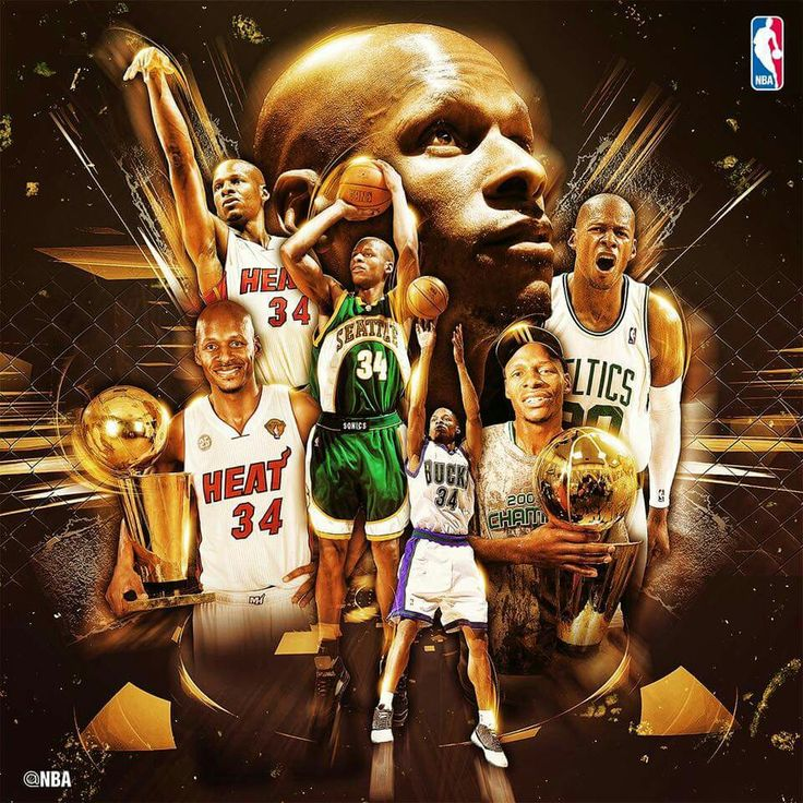 Retiring, 19 years 11/01/16 Future HOF Thanks Ray Allen