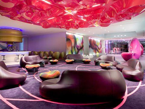 Lobby - nhow Berlin