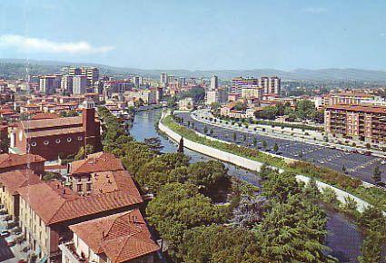 Terni, the city where I was born!