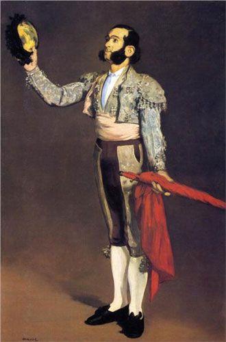 Эдуард Мане. «Матадор». 1867 г.