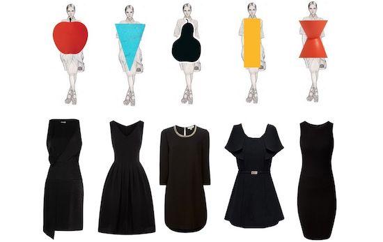 O vestido preto é uma peça sempiterna e muito versátil. Deste modo, e sendo uma peça incontornável, deixamos algumas dicas para cada tipo de corpo. Por Be Suit.