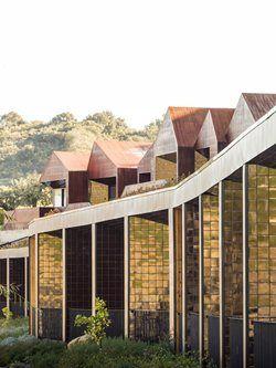 Longroiva's Hotel & Thermal Spa, Mêda, 2016 - Rebelo de Andrade