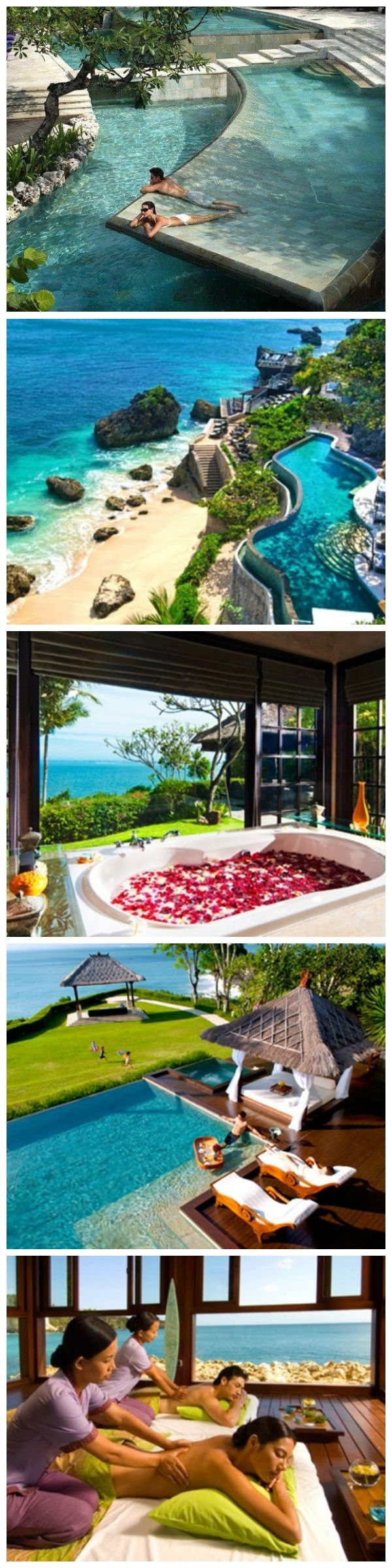 Luxury Private Villas in Bali: AYANA Resort and Spa...I think I need to go to Bali