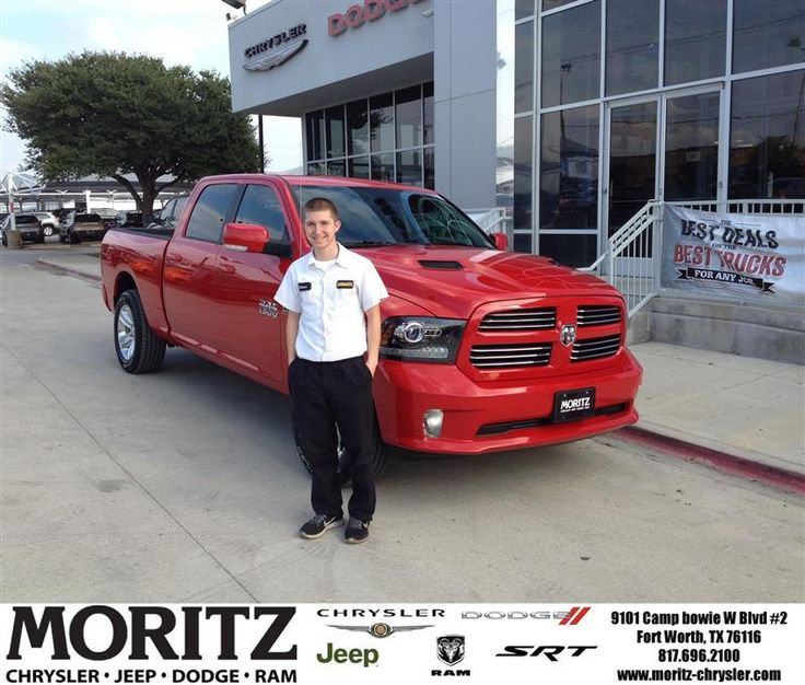 Congratulations to Michael Corona on your #Ram #1500 purchase from James Honeycutt at Moritz Chrysler Jeep Dodge RAM! #NewCar
