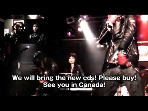 lix comment video for Canada tour!