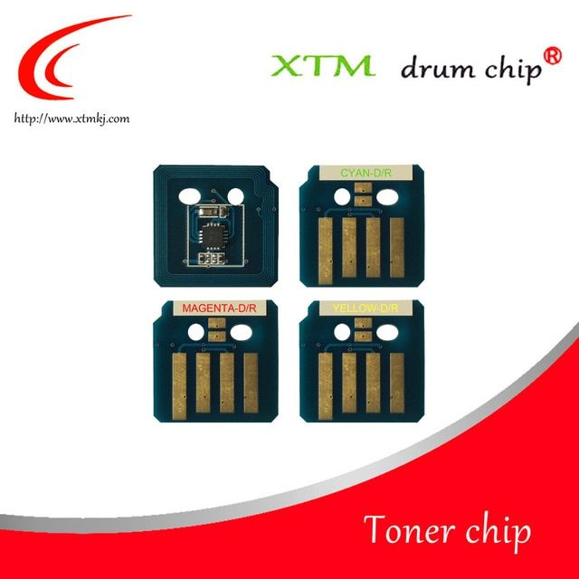 125k Compatible 013r00662 13r662 Drum Reset Chip For Xerox