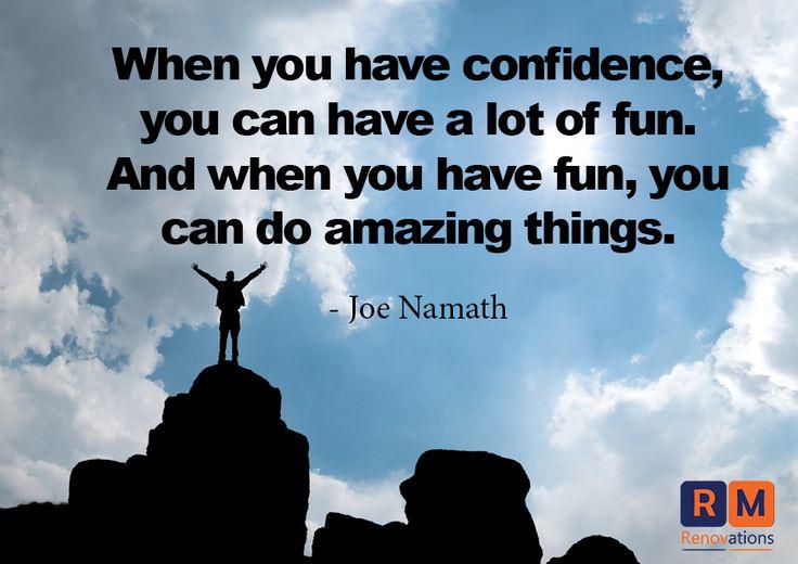 -Joe Namath