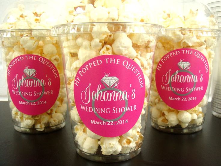 Clear Popcorn Boxes with Dome lids by Celebr8tions on Etsy