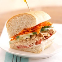 lots of good sandwich recipes here