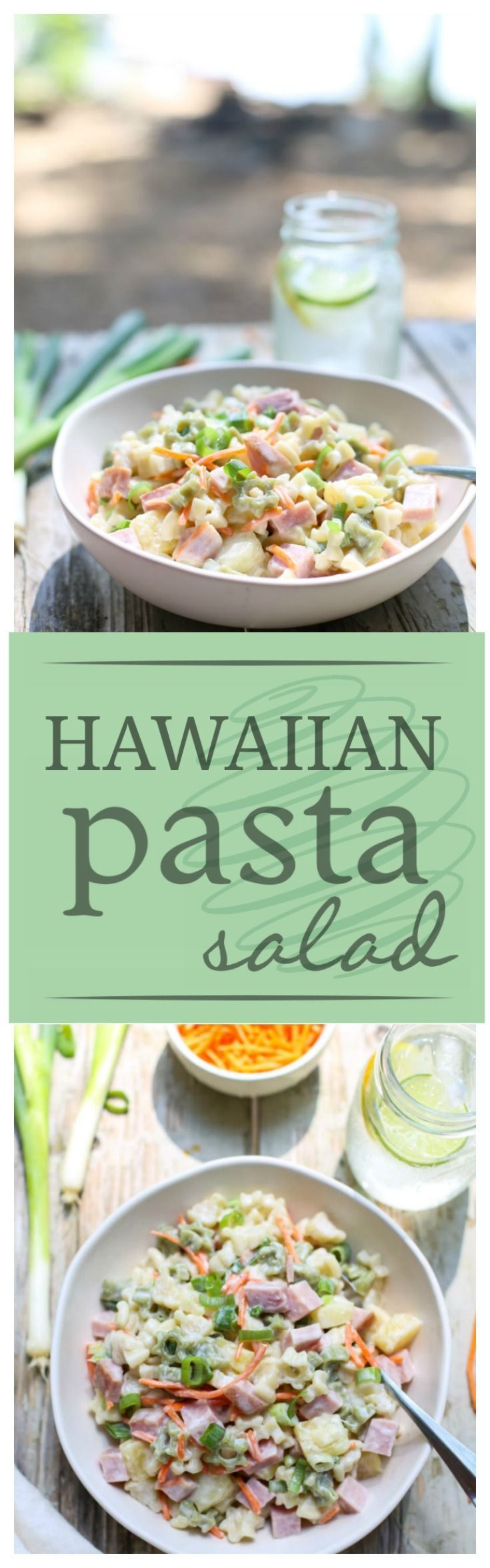 1000 Ideas About Hawaiian Pasta Salads On Pinterest
