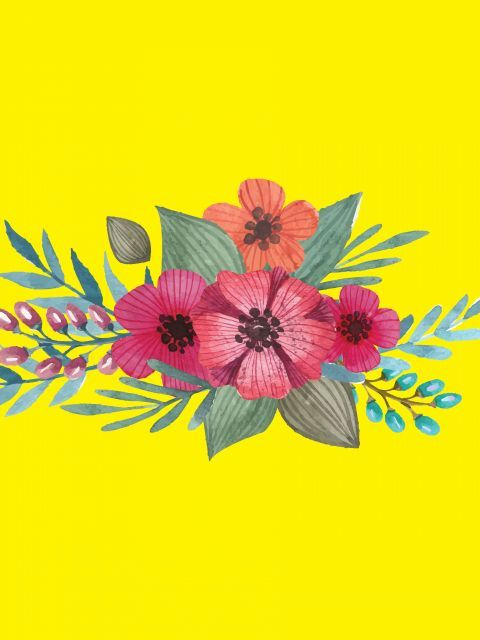 Poster - Beauty Flowers
