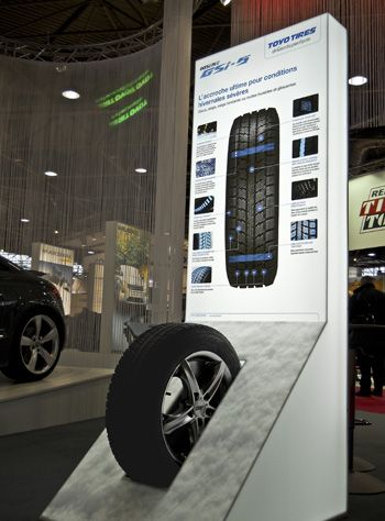 Successful Debut for Observe GSi5   TOYO TIRES – Europe